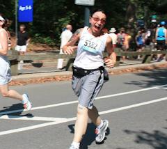 Same Running Style
