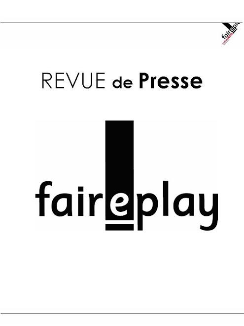 La presse parle de Faire Play