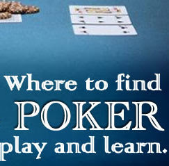 play poker online for free