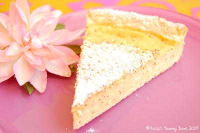 Rosa's Yummy Yums: SWISS EASTER RICE TART - TARTE AU RIZ