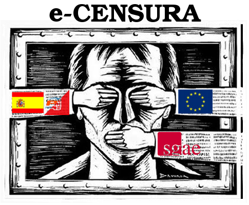 ¡¡No a la e-CENSURA EN ESPAÑA!! / Stop Censorship in Spain!
