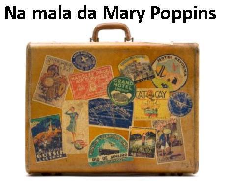 Na mala da Mary Poppins