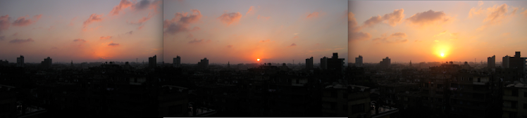 Cairo Sunrise