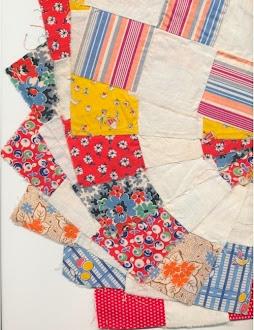 Vintage 1930's Quilt Blocks
