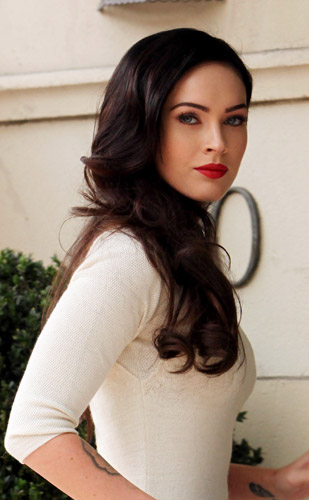 megan fox makeup tips. megan fox makeup ideas. megan