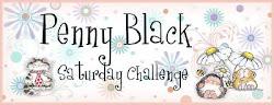 Lördagsutmaningar med Penny Black