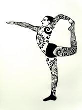 """""""Natarajasana, el señor de la danza"""""""