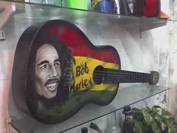 La guitarra de Marley