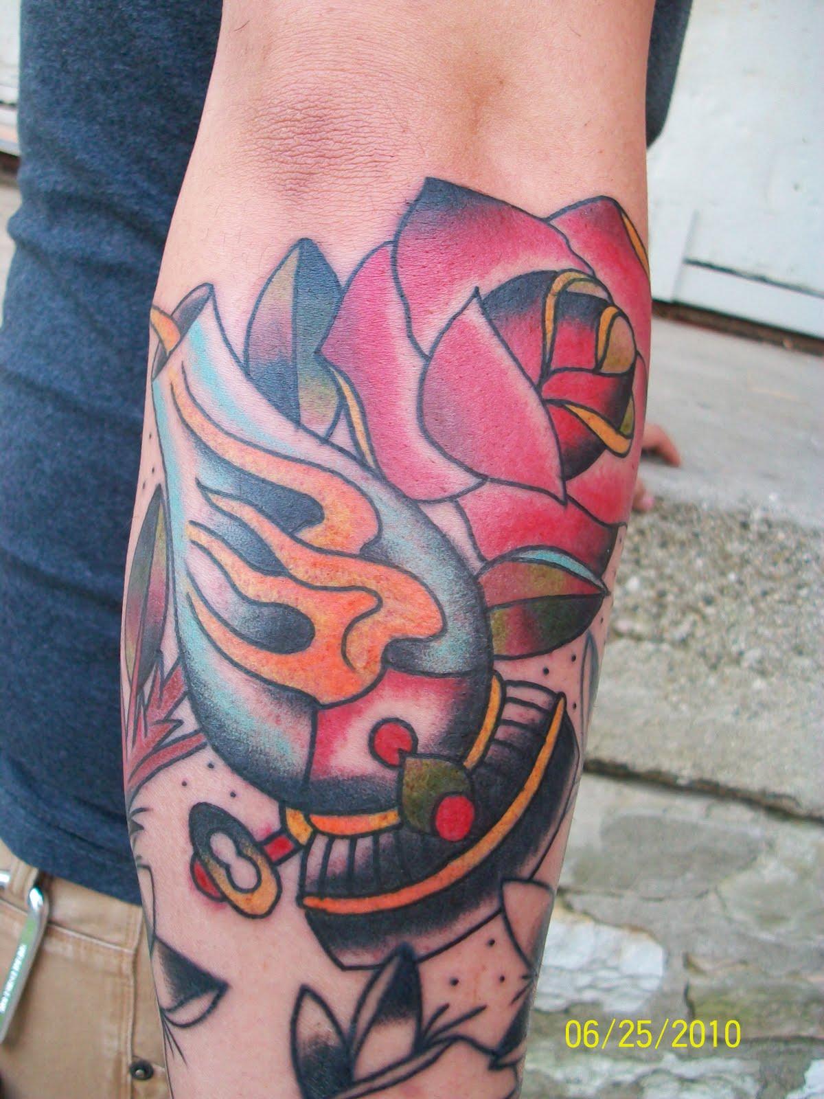 Paul meadows tattoo tattoos haircuts for Tattoo lafayette indiana
