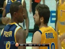 Je'Kel Foster vs Khimki - Euroleague 2009
