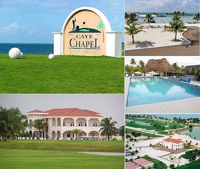 Caye Chapel Belize Among Ten Great Caribbean Golf Resorts The San Pedro Sun