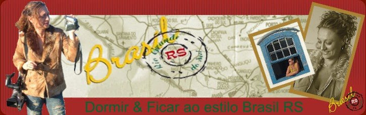 Dormir & ficar ao estilo Brasil RS