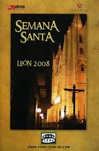 Cartel Semana Santa 2008 Onda Cero León