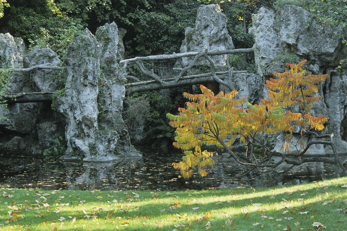 Revue jardins michel farris le jardinier d positaire du for Jardin anglais albert kahn