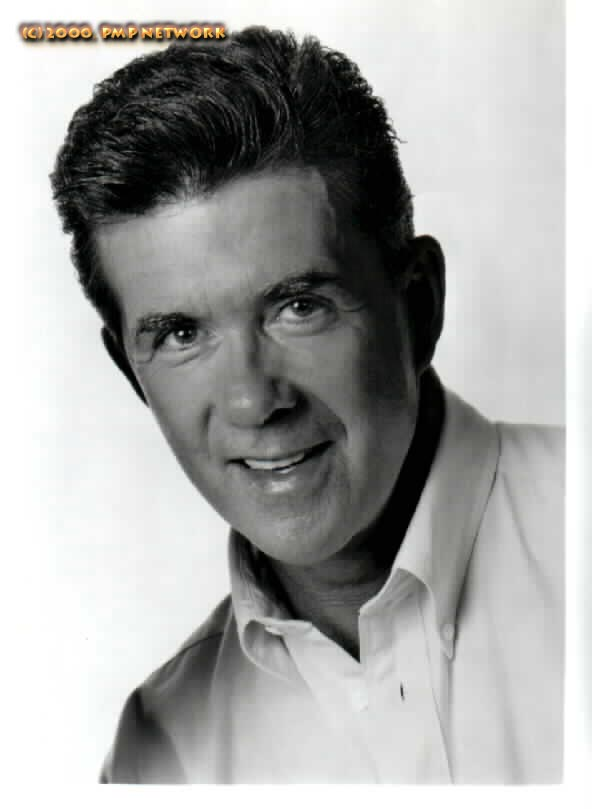 Alan Thicke whom I first saw