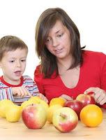 NAMC modeling montessori behavior at home teacher child