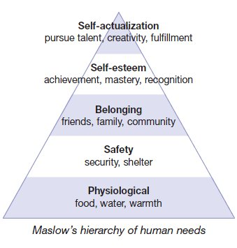 NAMC Montessori education authentic child development success maslow's hierarchy of needs