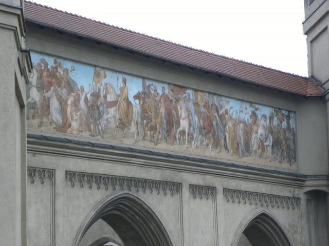 Sendlinger Tor Isartor München Munich Demuinck Pardon