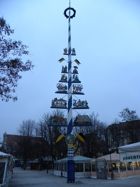 München Viktualienmarkt Demuinck Pardon