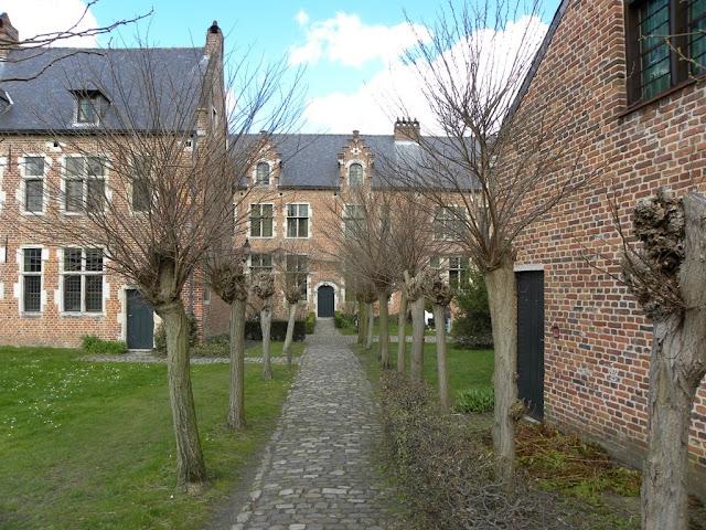 Begijnhof Leuven Demuinck Pardon