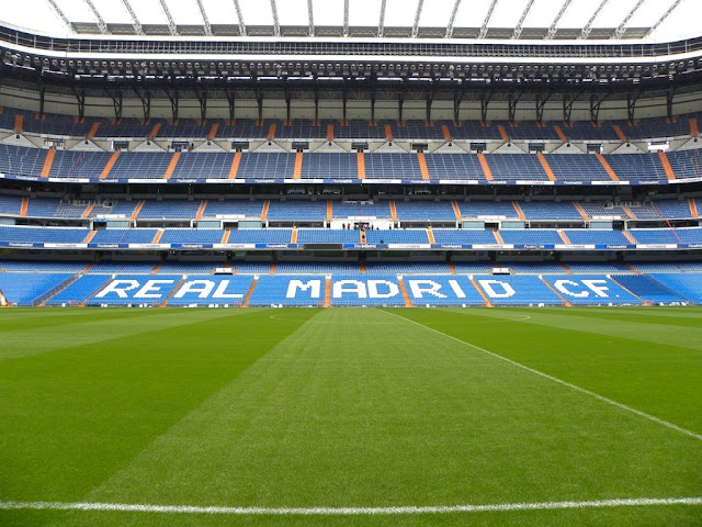Real Madrid Bernabéu Demuinck Pardon