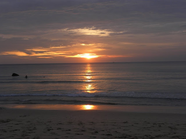 Surin Beach Phuket sunset Demuinck Pardon