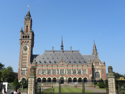 Vredespaleis Peace Palace The Hague Den Haag United Nations