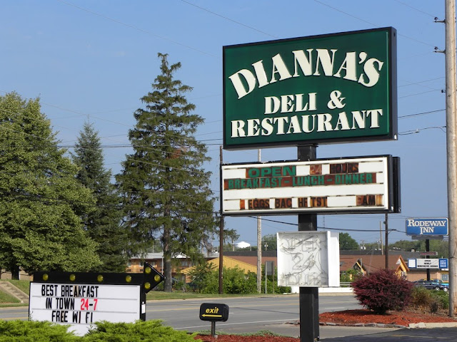 Diannas Deli Restaurant