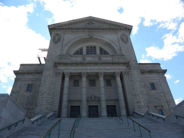 Oratory Saint Joseph Montreal