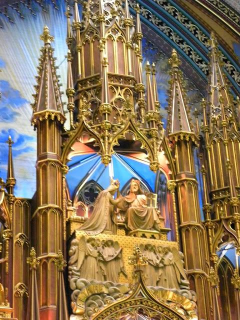 Notre-Dame Basilica Montréal
