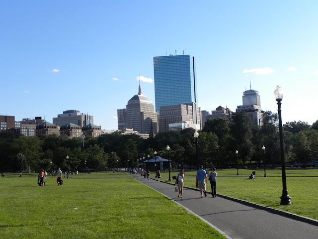 Common Park Boston