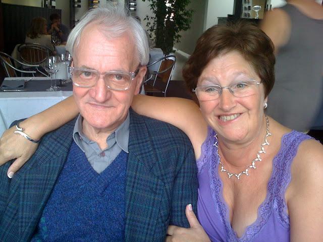 Verjaardagsfeest Robert Vandensande