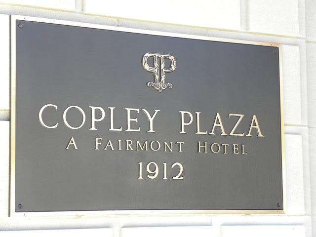 Copley Fairmont Hotel Boston