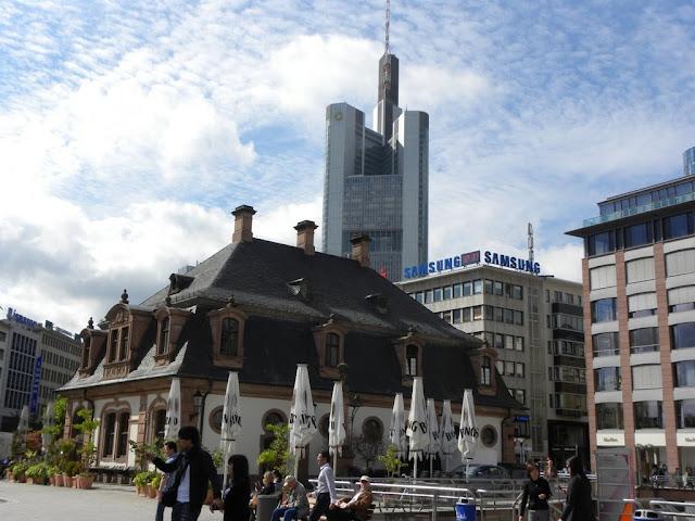 Frankfurt General Impressions