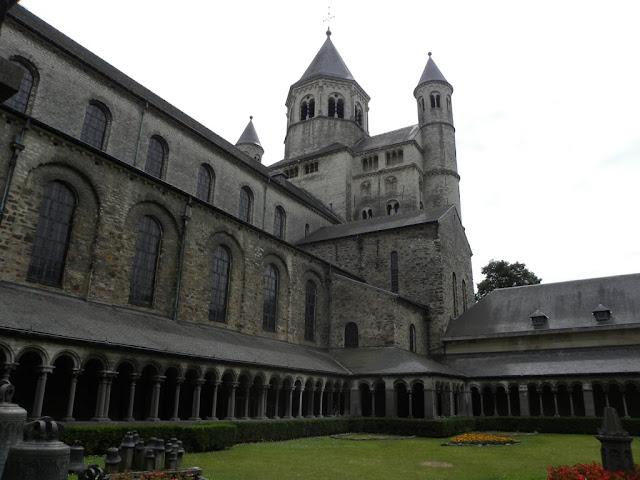 Collégiale Sainte-Gertrude Nivelles