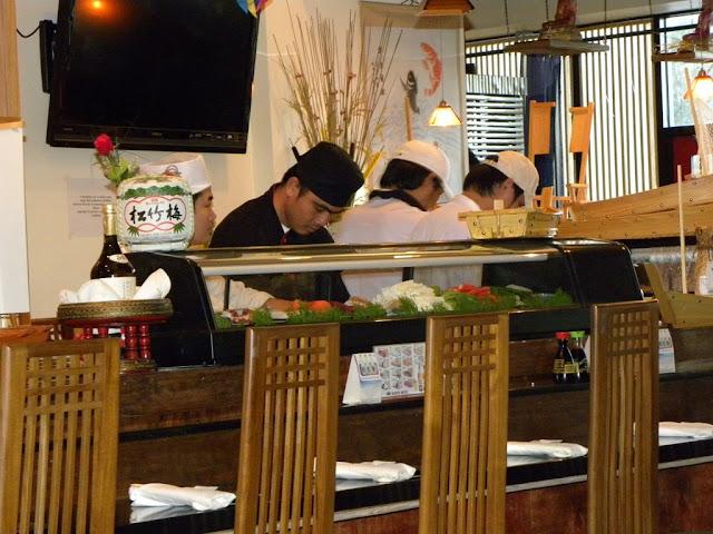 Oishi Restaurant Orlando Japanese