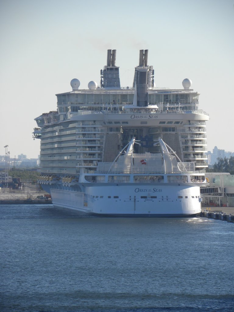 Travellings of Love: Oasis of the Seas, the largest Cruise ... Oasis Of The Seas