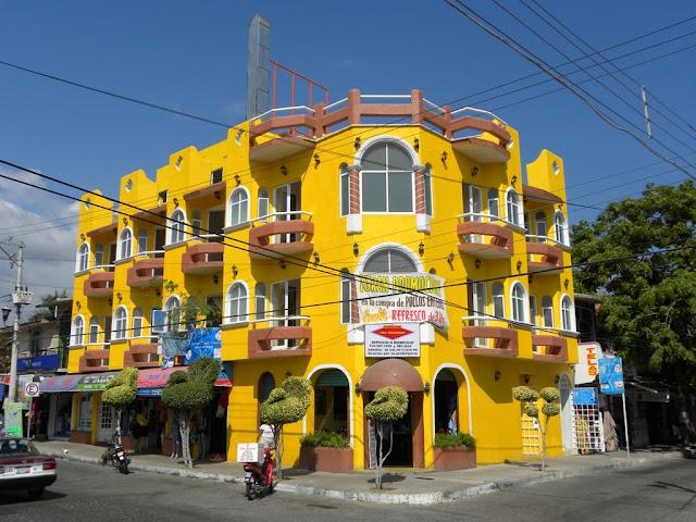 Huatulco City Mexico