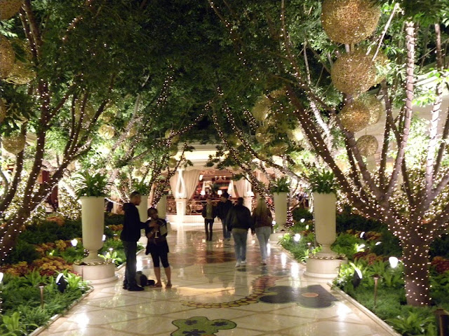 The Wynn Las Vegas