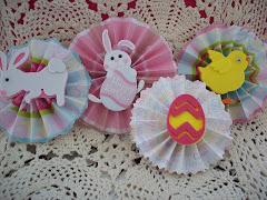 Easter Rosettes