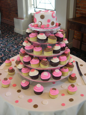 The Cupcake Tree