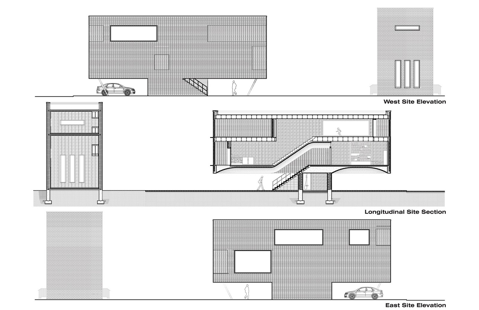 Re House Plans Sections Elevations Joe Bertucci