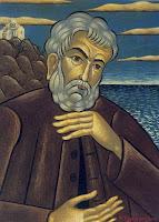 Νίκος Εγγονόπουλος-Ο Παπαδιαμάντης,1953