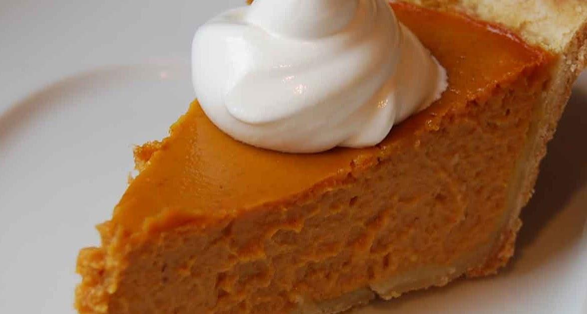 Kitchen Diaries Challenge 2013: Spiced Pumpkin Pie