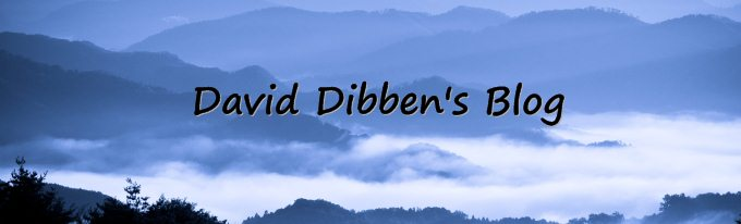 David Dibben's Blog