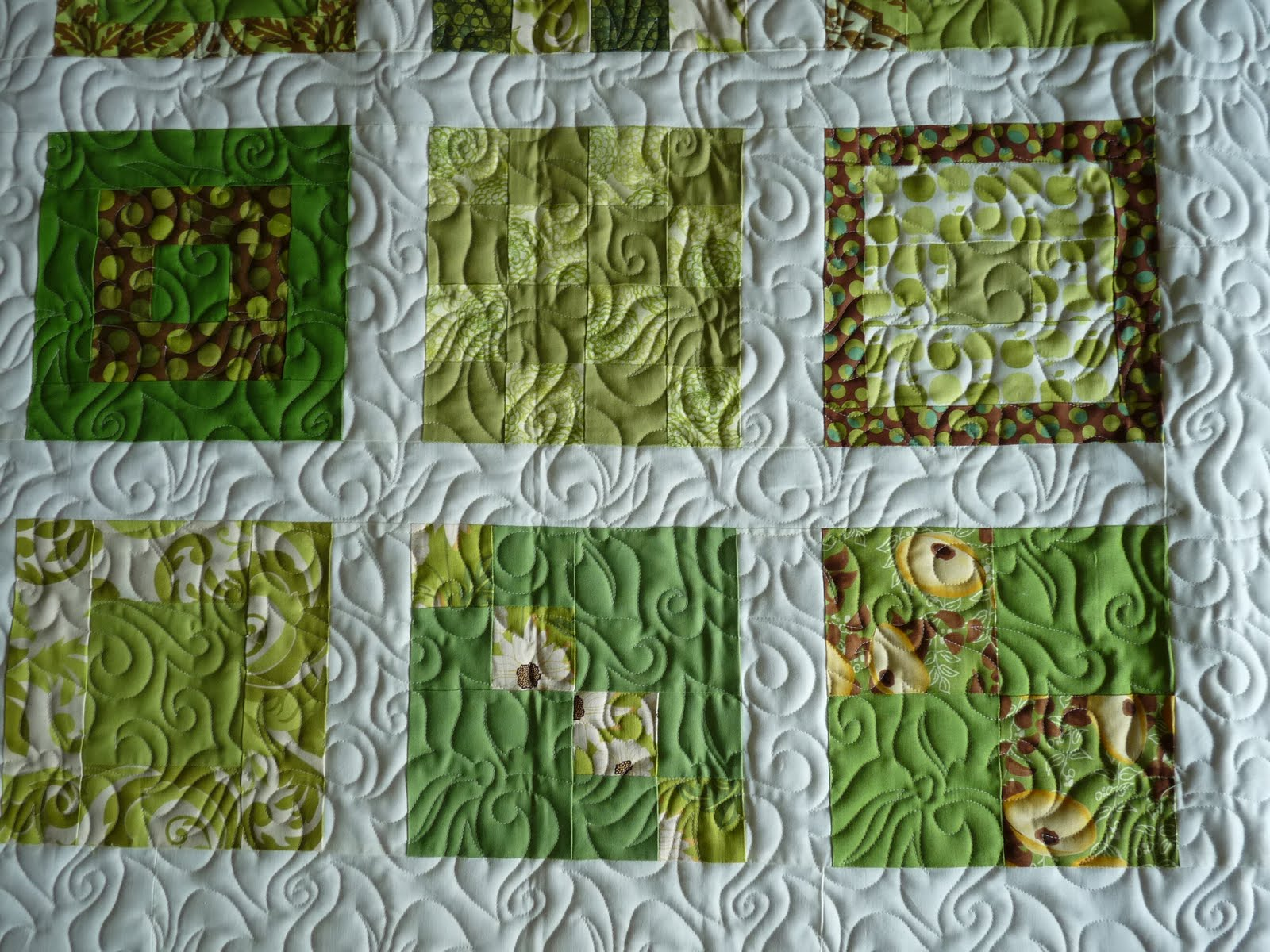detailed set quilt bedding oversized image new green elena reversible list forest closeup