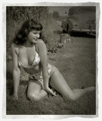 Bettie Page 1923-2008