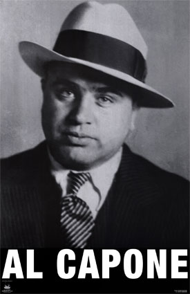 how al capone s empire grew Upon his death, the new york times said of al capone that he was the symbol  of a shameful era, the  capone continued to expand his bootlegging empire.