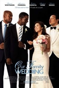 Our Family Wedding Movie