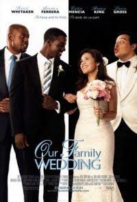 Our Family Wedding Movie